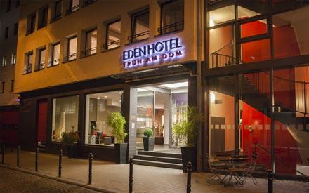 Eden Hotel Fruh Am Dom Koln